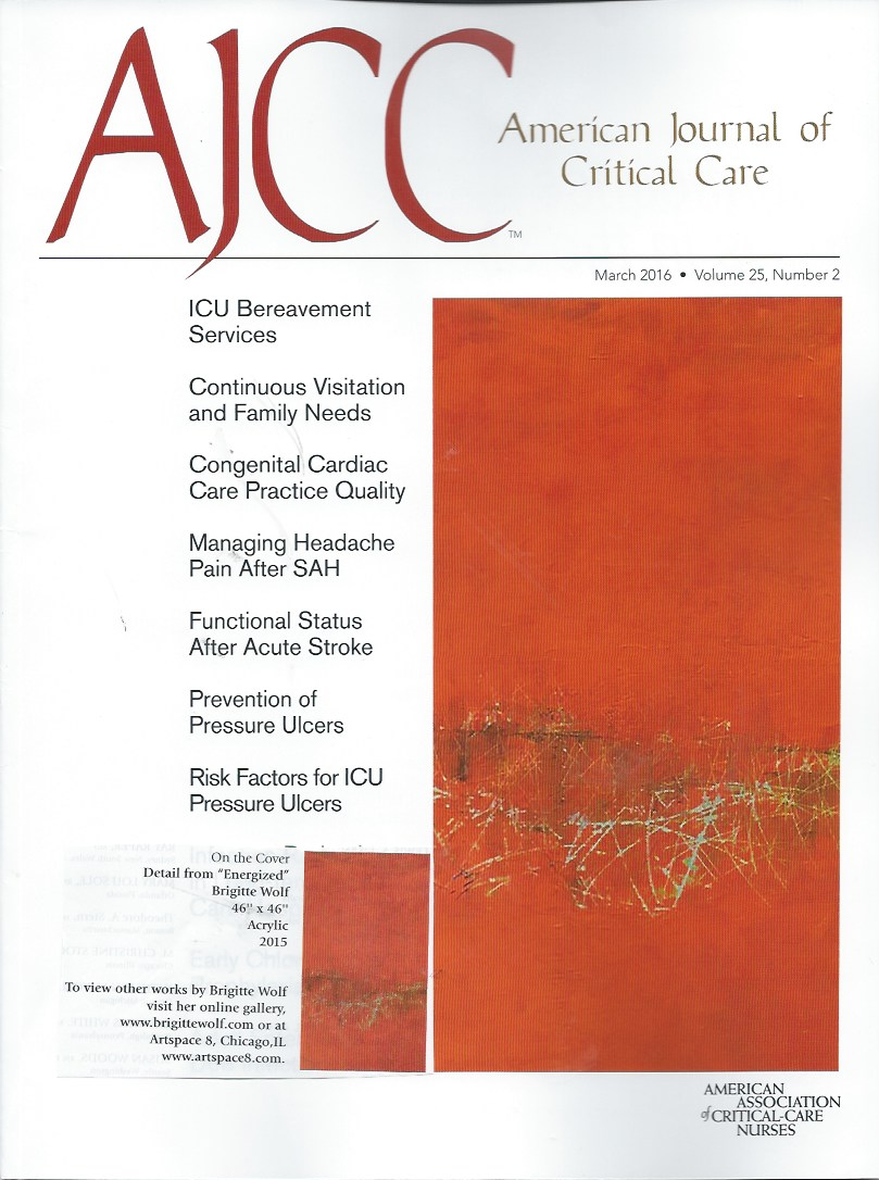 Cover on Magazine